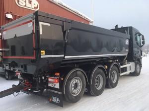 4-axlad Kassettbil, Sverige