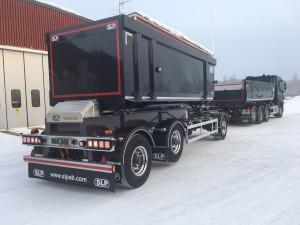 3-axlad Kassettvagn, Sverige