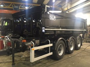 Trippelkärra 24 ton, SLP Sverige